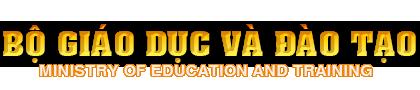 Văn bản về Đảm bảo chất lượng của Bộ Giáo dục Đào tạo