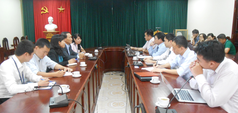 Nâng tầm phát triển hợp tác với Tập đoàn Samsung tại Việt Nam