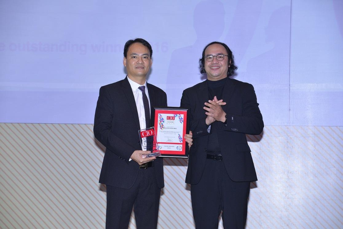 Cựu sinh viên Nguyễn Khoa Bảo: Trưởng thành và phát triển qua năm tháng