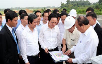 Thủ tướng Nguyễn Xuân Phúc: Tập trung xây dựng khu đô thị Đại học Quốc gia Hà Nội tại Hòa Lạc hiện đại, ngang tầm quốc tế