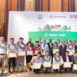"""Dự án FairNet được trao giải """"Khởi nghiệp sáng tạo ứng phó với biến đổi khí hậu Việt Nam"""" năm 2017"""