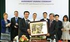 CEO Bùi Quang Ngọc: Hợp tác với ĐHQGHN là đúng địa chỉ