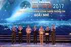 Hệ thống nâng cao chất lượng văn bản – DoIt đạt giải Nhì Nhân tài Đất Việt 2017